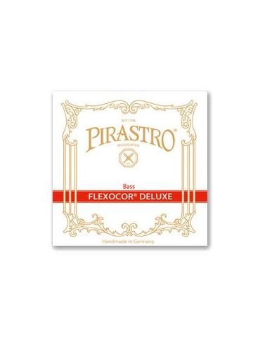 Jeu de 4 cordes Contrebasse Flexocore Deluxe Orchestre