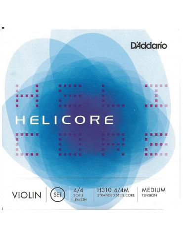 Jeu 5 cordes Violon électrique (MI. LA. RE. SOL. DO) Helicore
