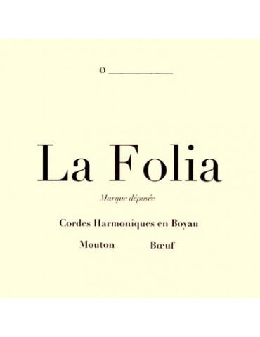 Corde Violon La Folia MI...