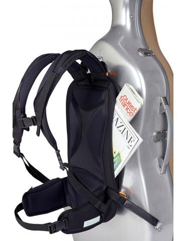 Sac à dos ergonomique BAM pour étui de violoncelle 9036