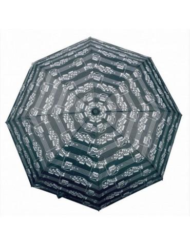 Parapluie à motif musical