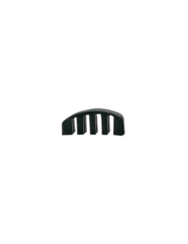 Sourdine Caoutchouc forme peigne