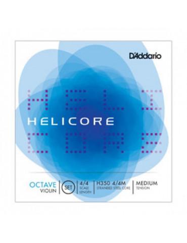 Jeu de 4 cordes Violon Helicore Octave
