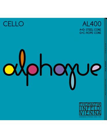 Corde Violoncelle Alphayue RE