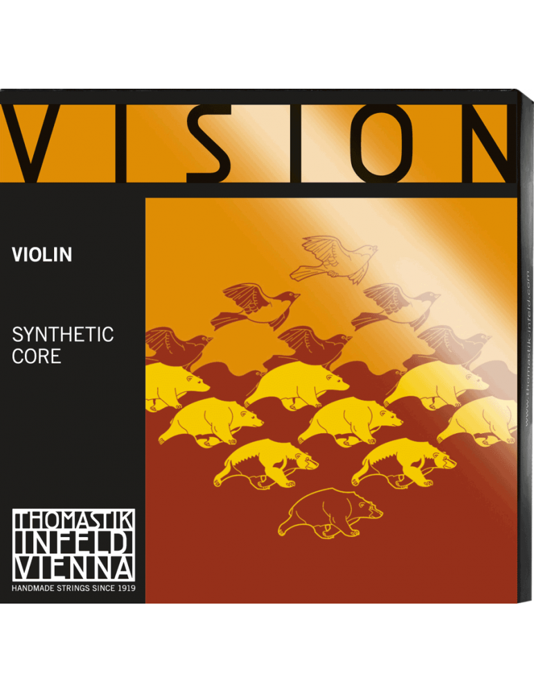 Corde Violon Vision RE - Petites tailles (3/4)