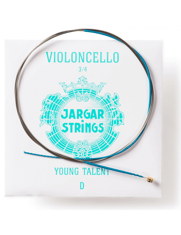Corde Violoncelle Jargar Young Talent RE 3/4