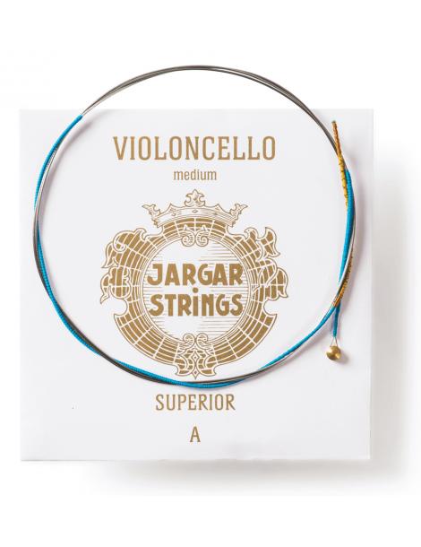 Corde Violoncelle Jargar LA SUPERIOR tirant moyen