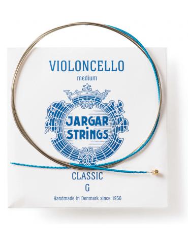 Corde Violoncelle Jargar SOL tirant moyen