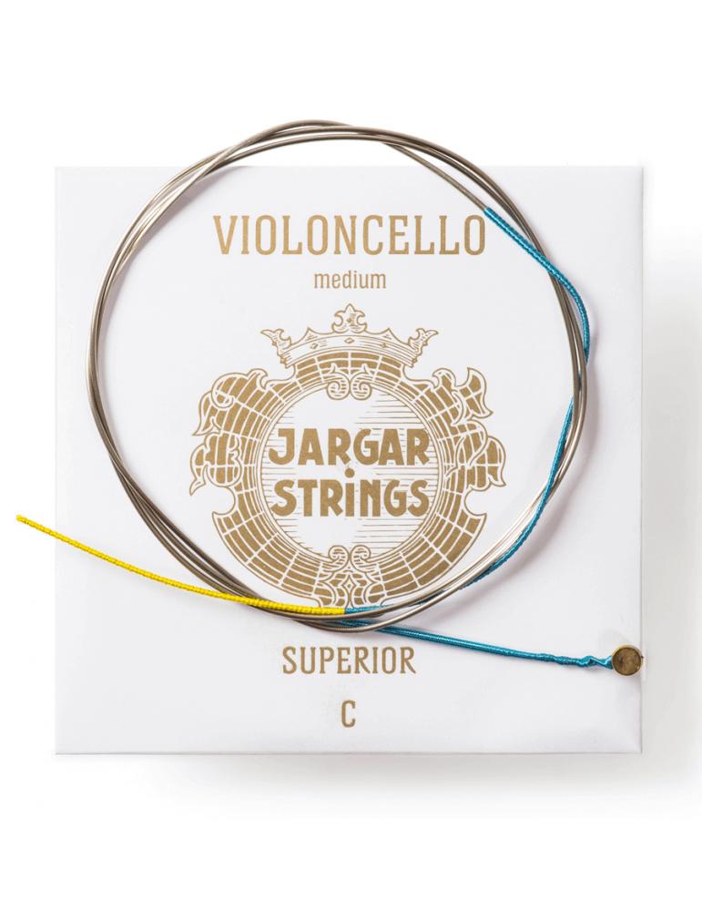 Corde Violoncelle Jargar UT SUPERIOR tirant moyen