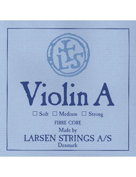 Jeu de 4 cordes Violon Larsen