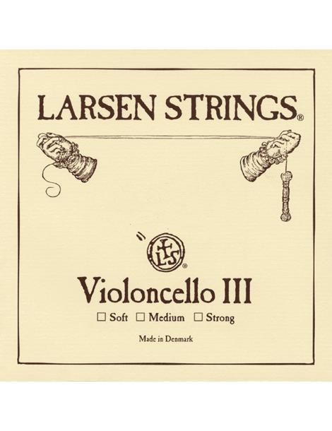Corde Larsen SOL Wire Core - Petits violoncelles