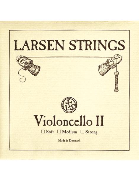 Corde Larsen RE - Petits violoncelles