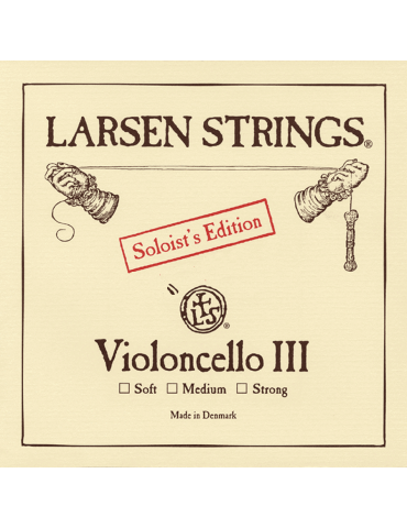 Corde Violoncelle Larsen SOL Soliste