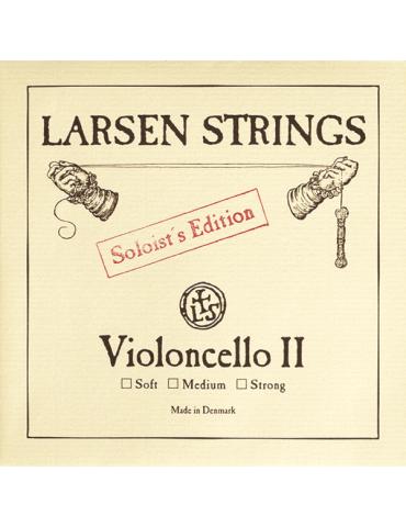 Corde Violoncelle Larsen RE Soliste