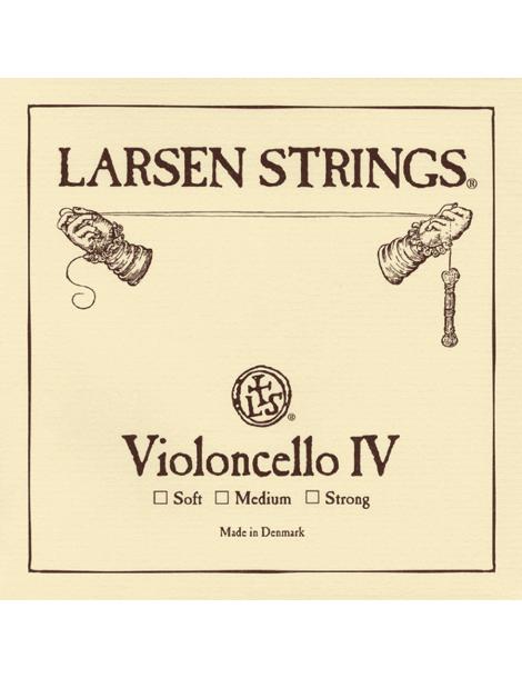 Corde Violoncelle Larsen UT Wire Core