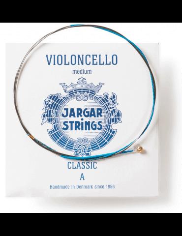 Corde Violoncelle Jargar LA