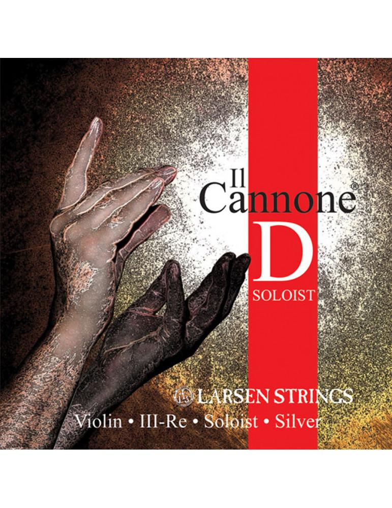 Corde Violon Il Cannone Soloist RE