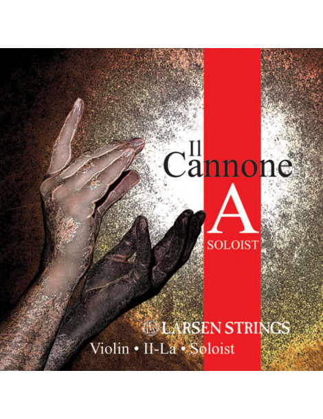 Corde Violon Il Cannone Soloist LA direct