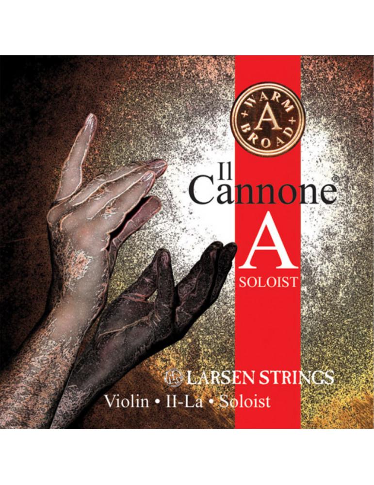 Corde Violon Il Cannone LA Soloist chaud