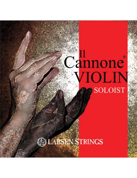Jeu de 4 cordes Violon Il Cannone Soloist (LA direct)