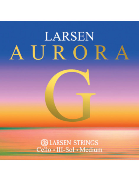 Corde Violoncelle Larsen Aurora SOL moyen
