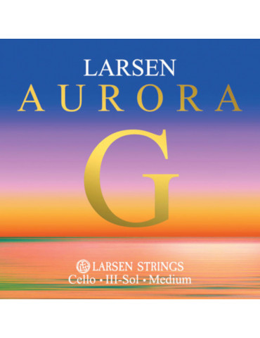 Corde Aurora SOL - Petits violoncelles