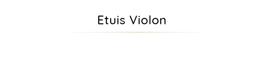 Etuis violon