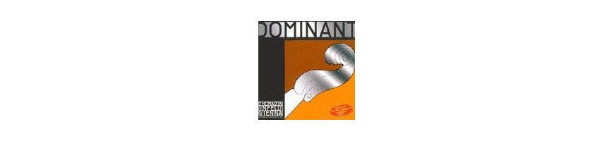 Cordes violon Dominant