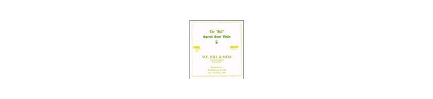 Cordes violon Hill & Son