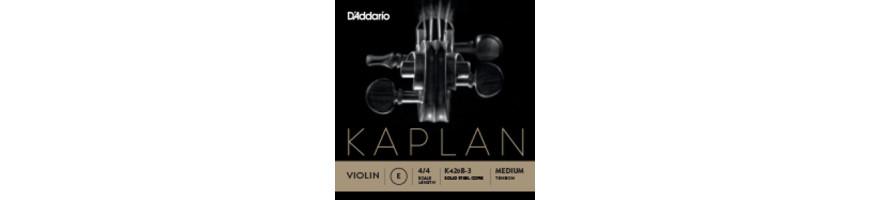 Cordes violon Kaplan Golden Spiral Solo