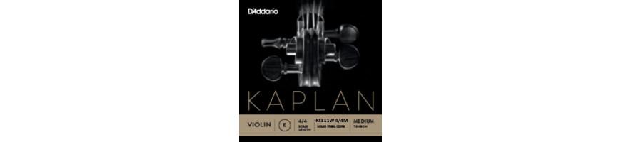 Cordes violon Kaplan Solutions