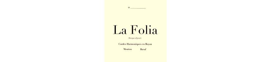 Cordes violon La Folia