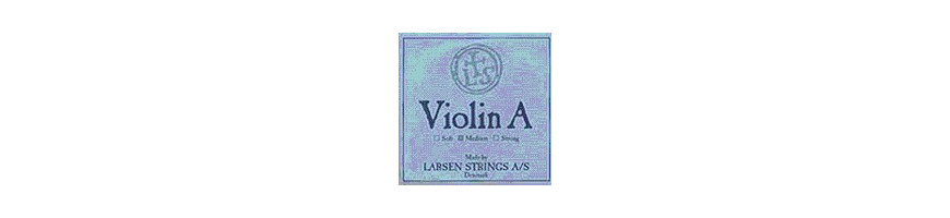 Cordes violon Larsen