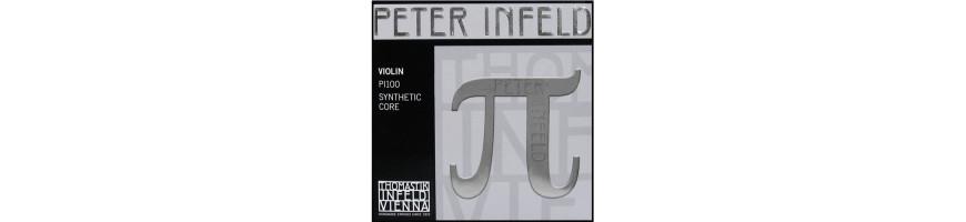 Cordes violon Peter Infeld