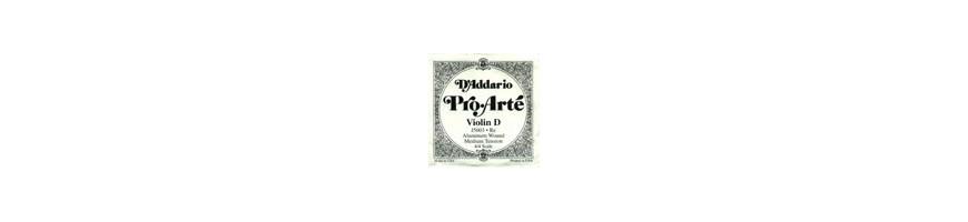 Cordes violon Pro Arte