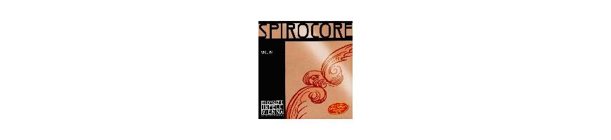 Cordes violon Spirocore