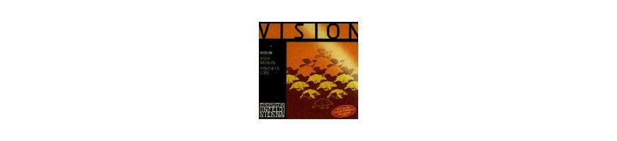 Cordes violon Vision