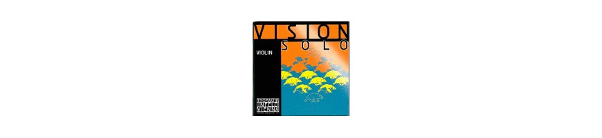 Cordes violon Vision Solo