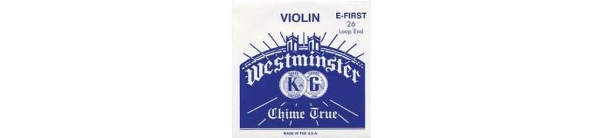 Cordes violon Westminster