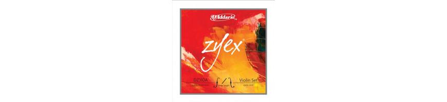 Cordes violon Zyex Composite