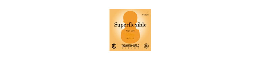 Cordes alto superflexible
