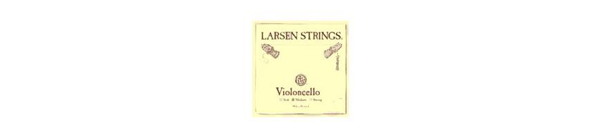 Cordes violoncelle Larsen