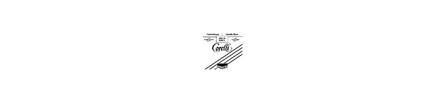 Cordes contrebasse Corelli Nickel Soliste