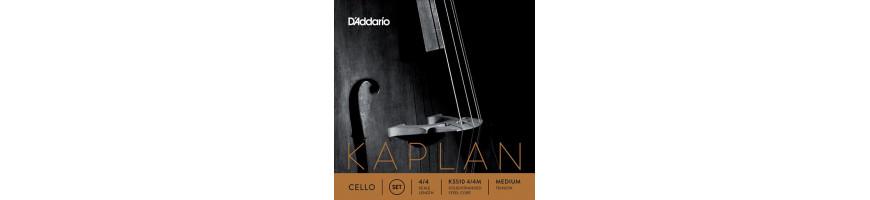 Cordes Kaplan Violoncelle