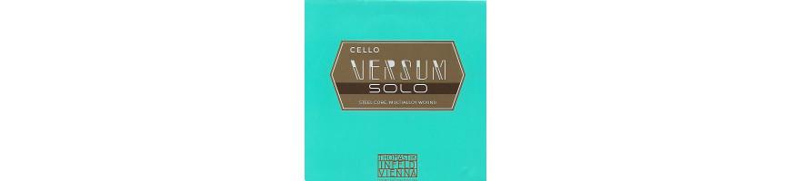 Cordes violoncelle Versum Solo