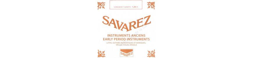 Cordes violon Savarez