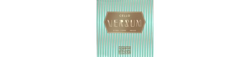 Cordes violoncelle Versum
