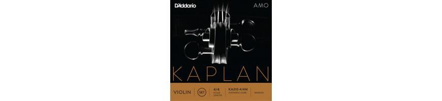 Cordes violon Kaplan Amo